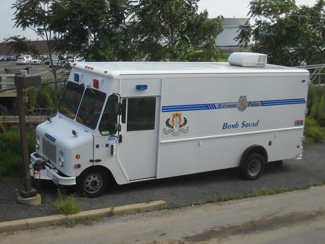 Baltimore City Food Truck Finder