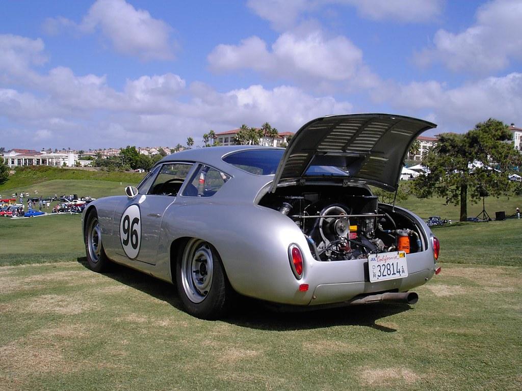 1960 Porsche Abarth 356b Gtl Carrera Steve Sexton Flickr