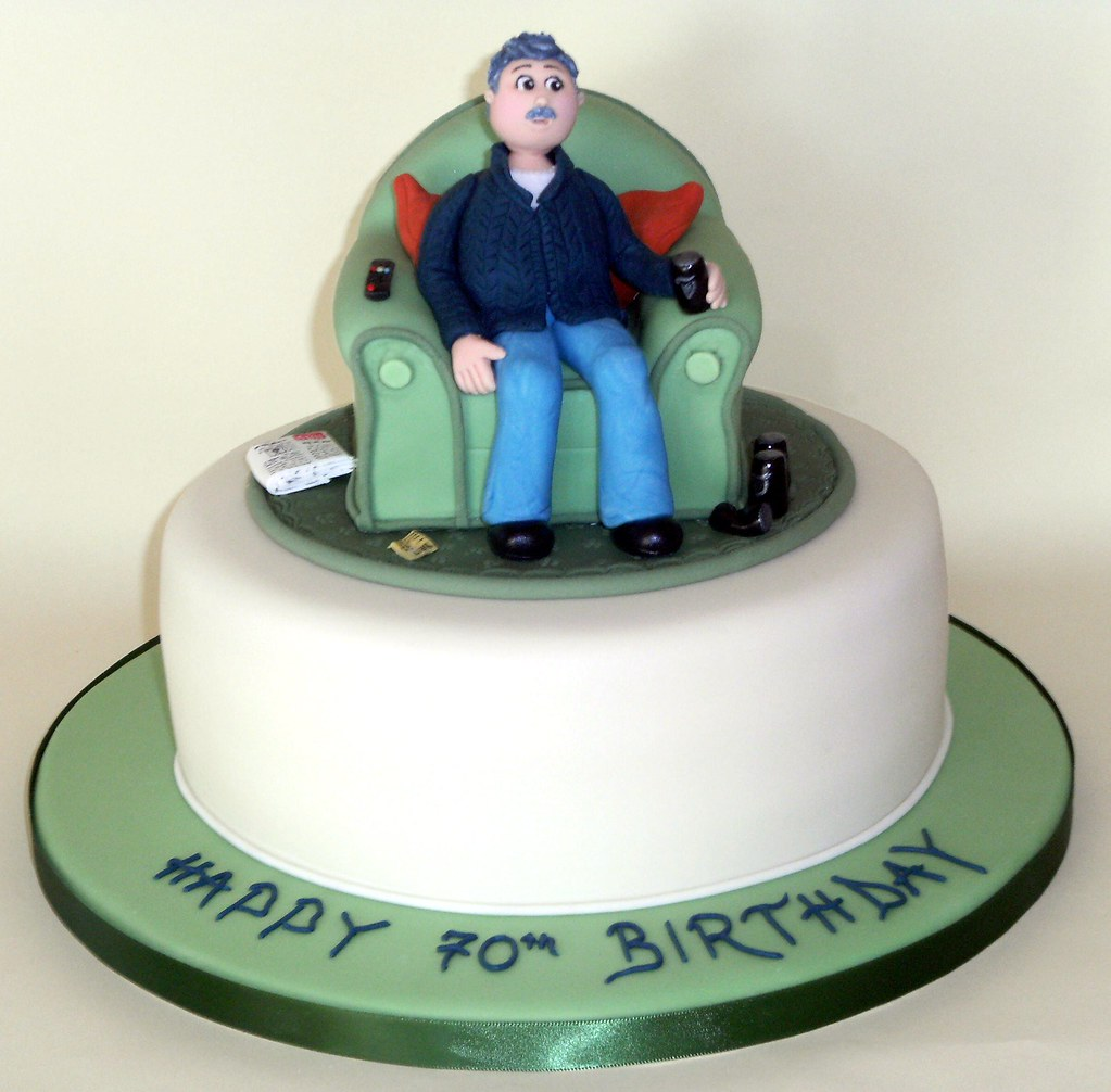 Remote Control Birthday Cake