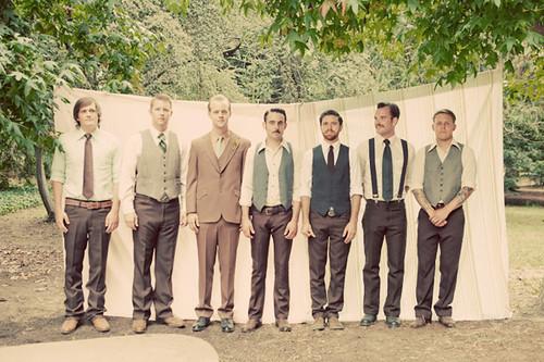 Photos - hipster groomsmen | giac1061 | Flickr