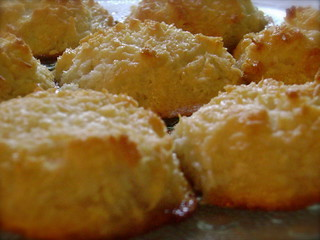 Coconut Macaroons | by Z's Cup of Tea
