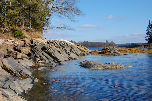 Rocky Maine Coast | by therichbrooks
