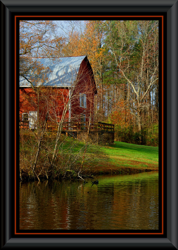 Oxford Red Barn Thought I D Share The Source Images Of