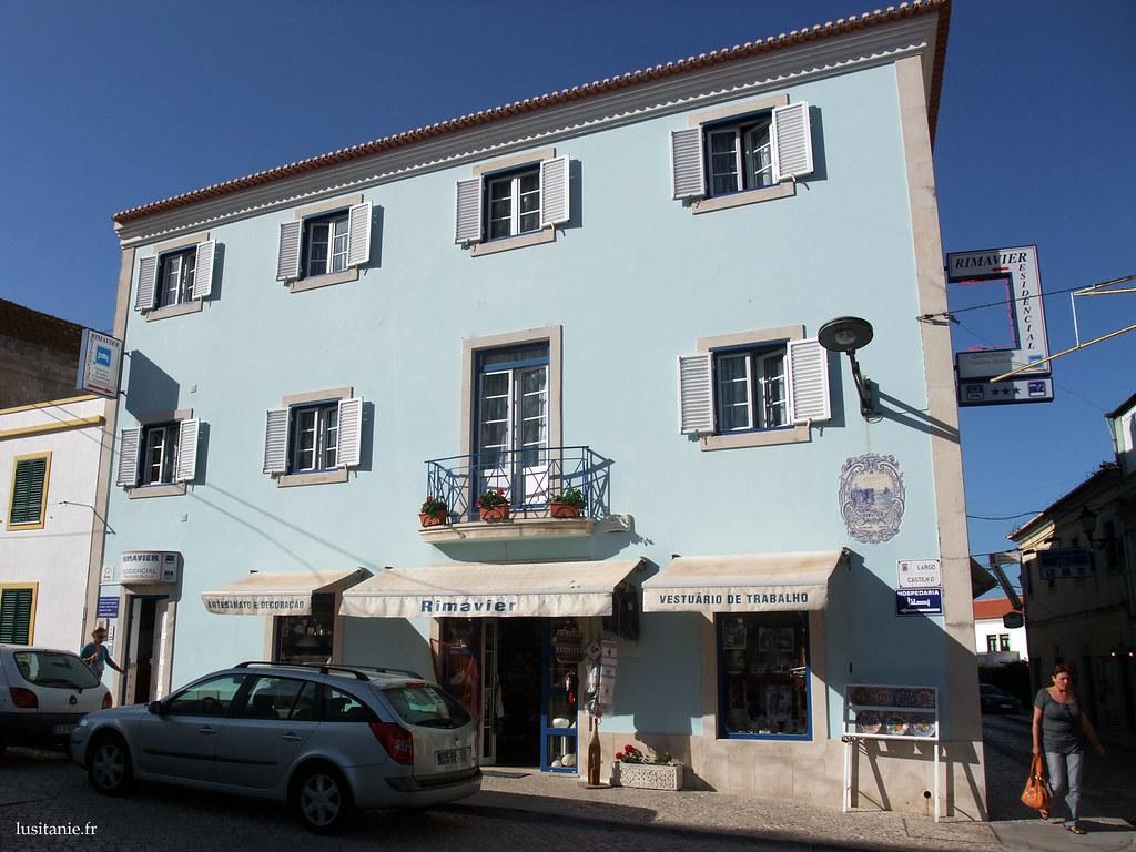 Residencial Rimavier : hôtel à Peniche