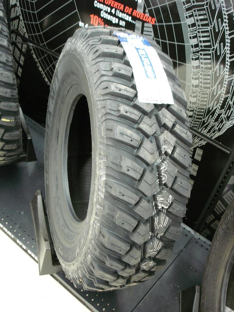 Definity Dakota MT tire 265-75-16 at Pep Boys   Larry ...