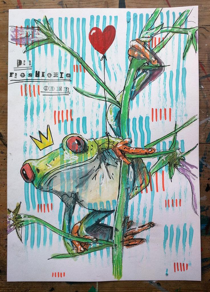 Der Froschkönig Oder