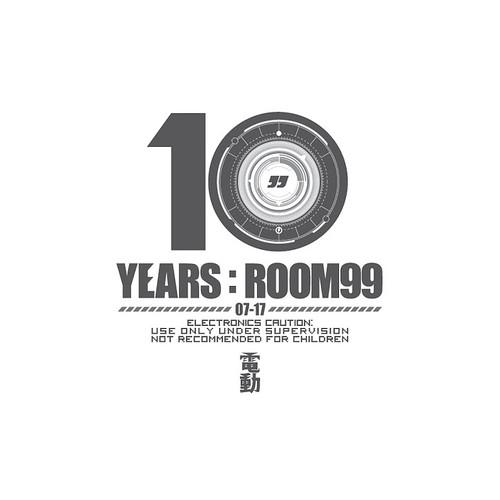 10 years : room99
