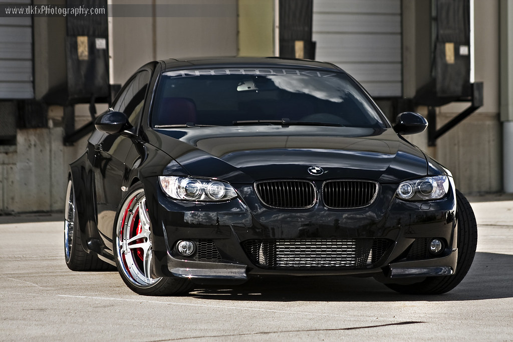 Bmw 335i Head On W Intercooler Full Story At Www Dkfxphot Flickr