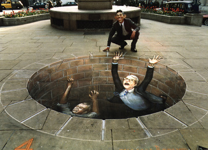 Amazing 3D Sidewalk Chalk  Art 31 | by dwightgenius