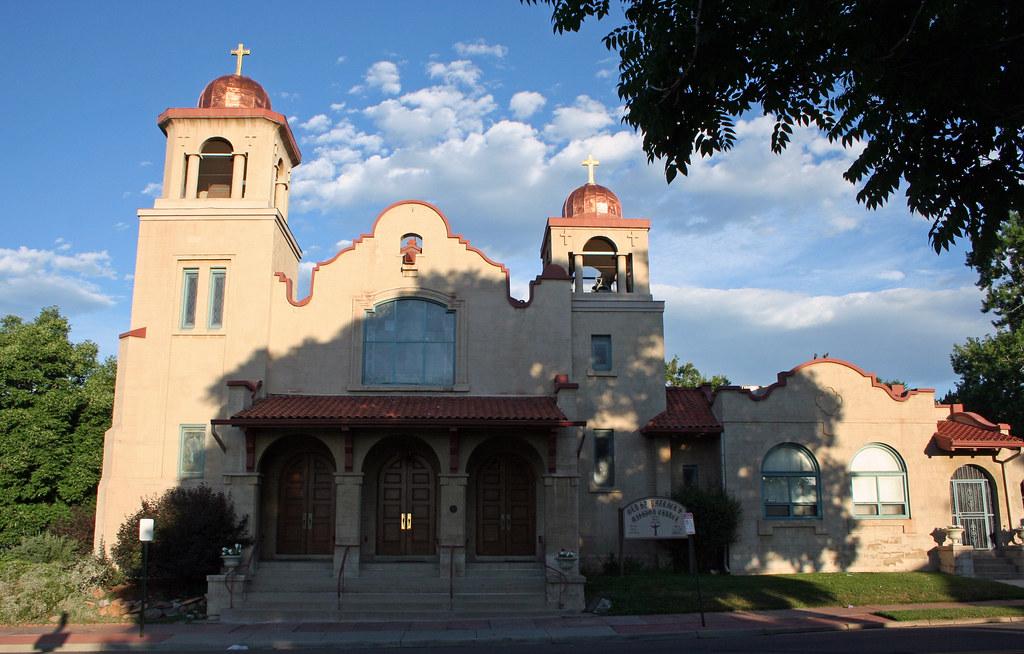 Saint Patrick Mission Church St Patrick Mission Church
