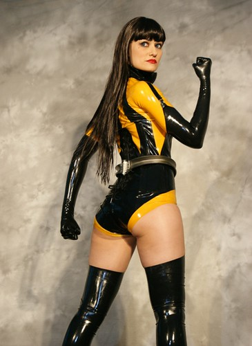 Silk spectre sex comic