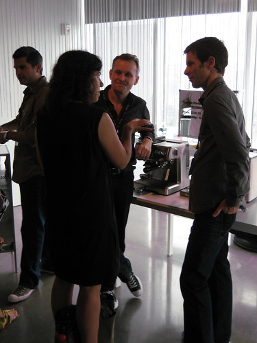 New products event, summer 2009 at The Glass House, NYC | by Breville USA