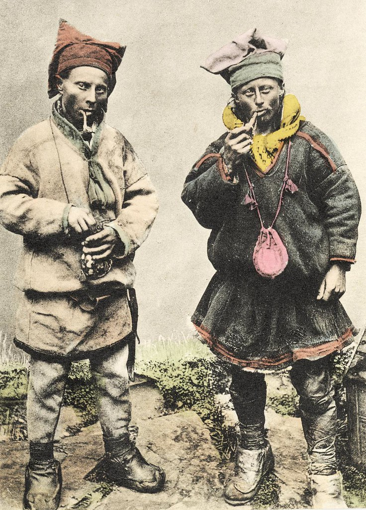 Finland Traditional Clothing Men