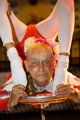 Diamond Sister performs at Oktoberfest in Old World, Huntington Beach | by Michael Zampelli