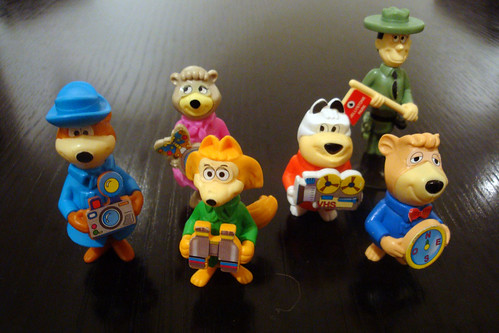 Hanna Barbera Kinder Surprise | by Vintage Toys