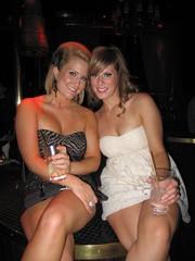 Clubbing chicks break out into a full blown group sex romp inside a nightclub  588039