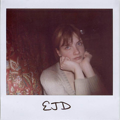 Erica DeMint - 'Roid Week 2009 - Day 5 | by Portroids Polaroid Portraits