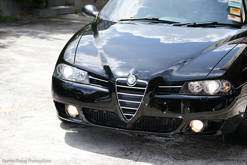 alfa romeo 156 sw detailed 2 alfa romeo 156 sw showcar d flickr. Black Bedroom Furniture Sets. Home Design Ideas