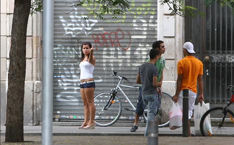 videos de prostitutas en la calle follando prostitutas paraguayas en barcelona