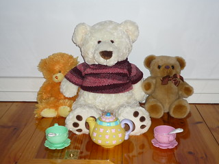 Teddy bears picnic | by little miss ladybug