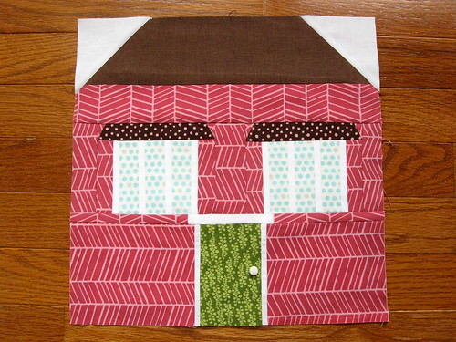 house block for innerpiece | by quirky granola girl