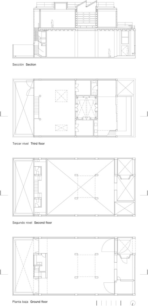 Villa renovation for Galería OMR by Mateo Riestra, José Arnaud-Bello and Max von Werz Sundeno_19
