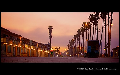 Beach Street at Sunrise | by Jay Tankersley Photography