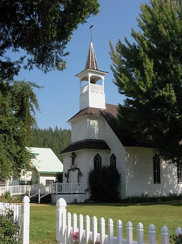 Greenville Ca Community United Methodist Church