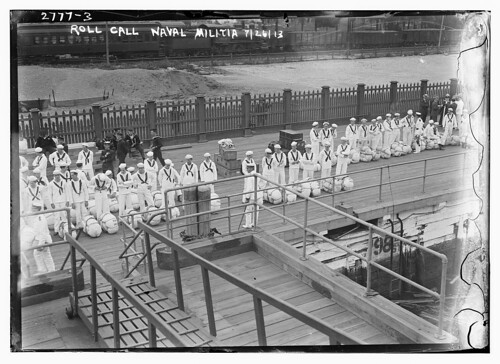 Roll Call - Naval Militia  (LOC) | by The Library of Congress