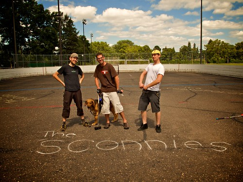 The Sconnies: William, Justin and Leif | by bjornery