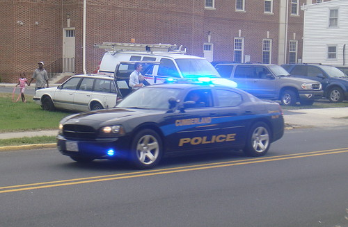 Cumberland pd maryland cumberland police department for Megee motors in georgetown