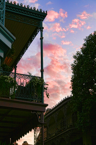 New Orleans Balconies | by andy castro