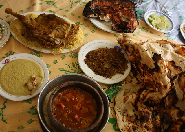 Yemeni cuisine - one of the many food options in Doha