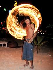 Koh Tao Fireshow