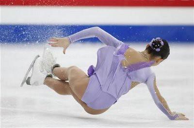 Falls Figures Falls Figure Skating