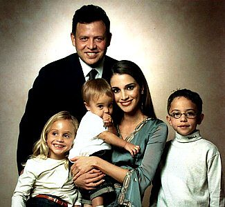 Family 2001 | Their Majesties King Abdullah and Queen ...