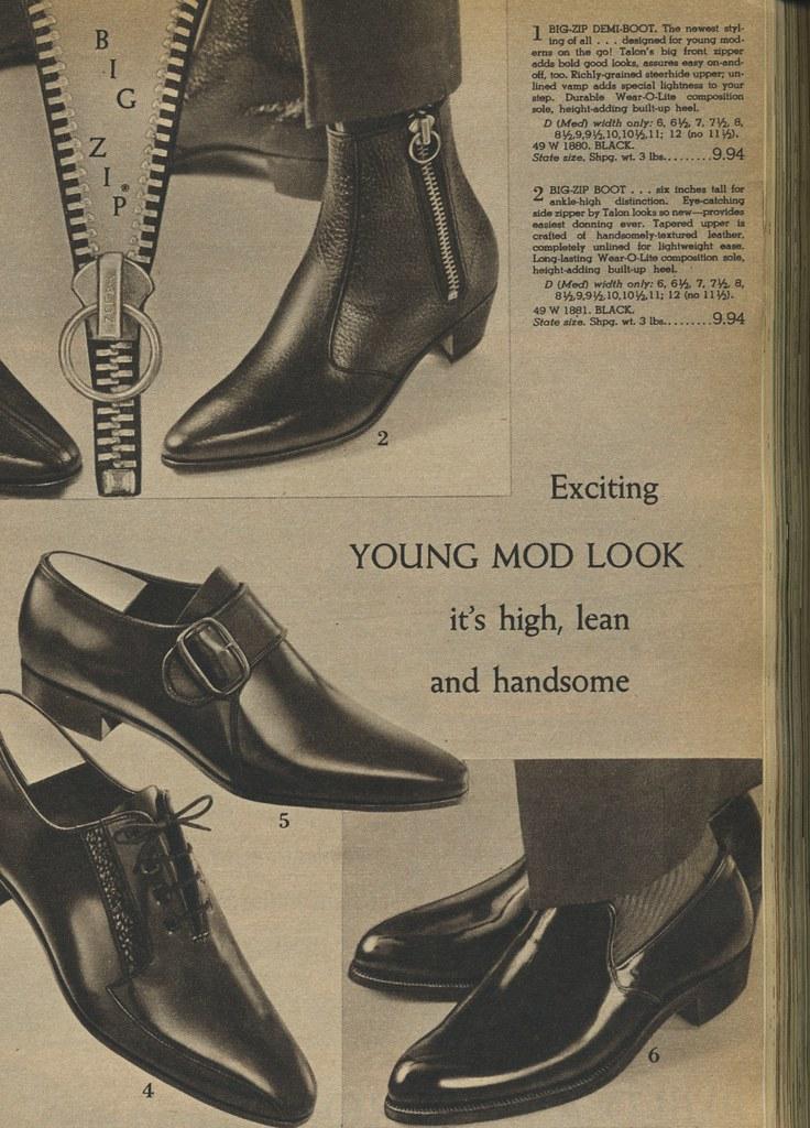 Spiegel Mens Shoes