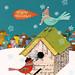 Storey Publishing's holiday company card
