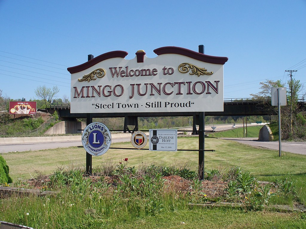 mingo junction online dating Get directions, maps, and traffic for mingo junction, oh check flight prices and hotel availability for your visit.