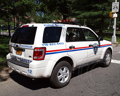 Parkchester South Condo Public Safety Patrol Vehicle, Bron… | Flickr