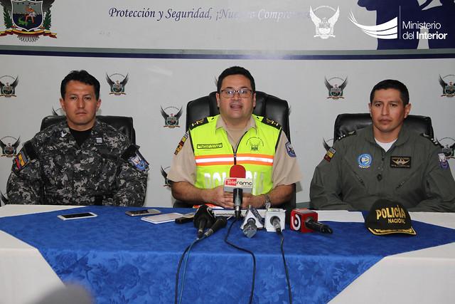 Seguridad Ciudadana estará reguardada por 6.500 Policías en el Feriado de Carnaval