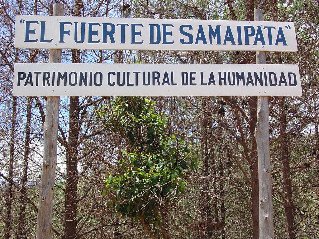 Vagamundos 2004. Bolivia. Samaipata y parque Amboró