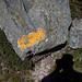 Wanderwegmarkierung / Trail marker