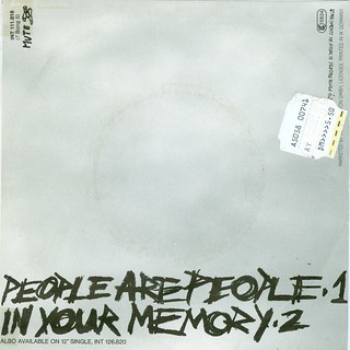 Depeche Mode - 6 - People Are People - D - 1984- | by Affendaddy
