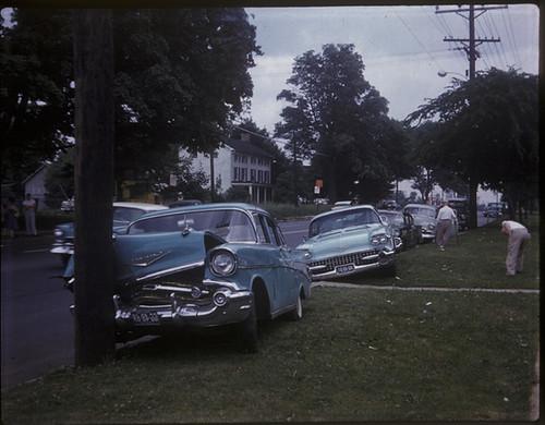 1957 Chevy Crash Steve H Flickr