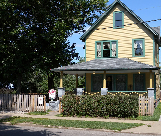 Visiting A Christmas Story House in Cleveland, Ohio