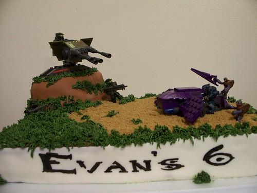 Mega Bloks Birthday Cake