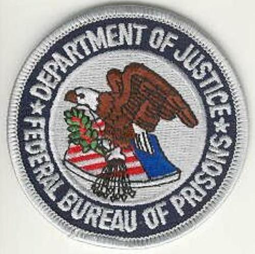 us dept of justice federal bureau of prisons indiana patch collector 39 s association flickr. Black Bedroom Furniture Sets. Home Design Ideas