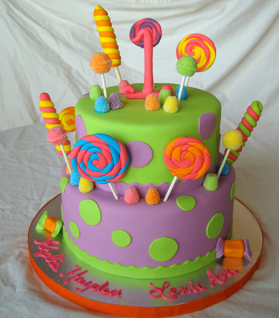 Birthday Cake For Children Decoration Ideas