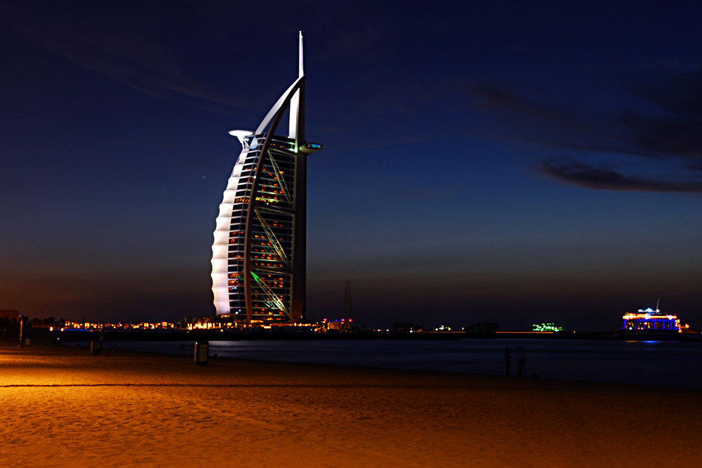 Burj Al Arab Hotel Room Pics